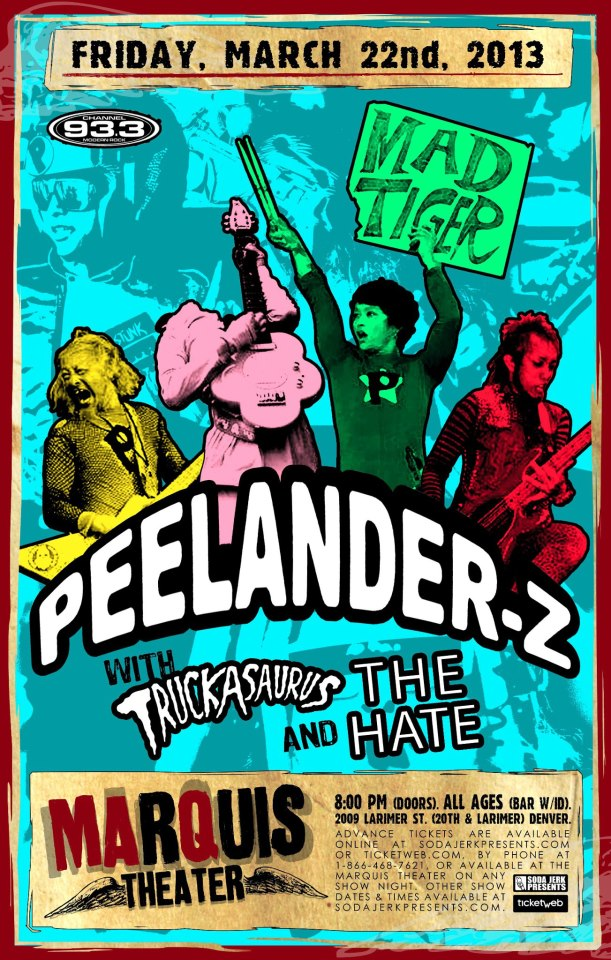 peelanderz and the hate
